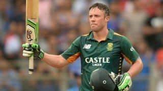 AB de Villiers: I would desperately want to represent my country again