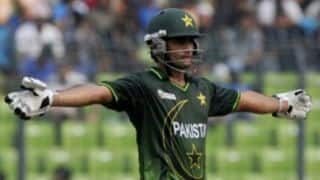 Live Cricket Score: Pakistan vs West Indies ICC World T20 2014 Group 2 Match 32 at Dhaka