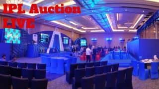IPL Auction 2020: 338 Players Set to Go Under The Hammer in Kolkata