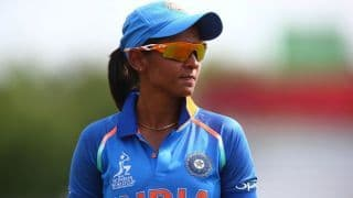 Harmanpreet Kaur wanted to take a break from international cricket after the World Twenty20 controversy