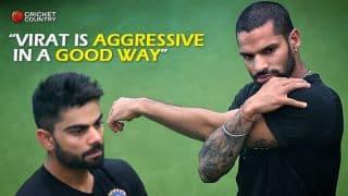 Shikhar Dhawan: Virat Kohli an aggressive captain but in good way