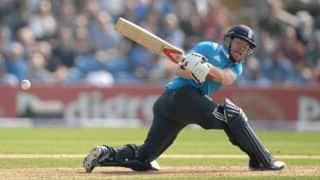Indian spinners stifle England batsman in only T20 International at Edgbaston