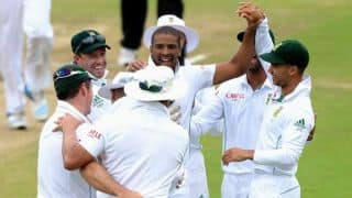 South Africa will push for win: Peterson