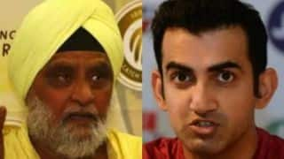 Bishan Singh Bedi: Have nothing against Navdeep Saini but won't stoop to conquer like Gautam Gambhir