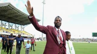 Curtly Ambrose wishes for international cricket to resume in Pakistan full swing