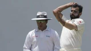 India vs West Indies, 1st Test: Gavaskar praises Shami, Umesh