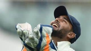 Rishabh Pant quickest Indian wicketkeeper to 50 Test dismissals