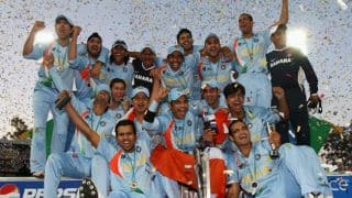 2007 World T20 final: MS Dhoni's young Indian brigade pip Pakistan to lift inaugural title