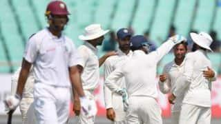 India vs West Indies, 1st Test: Kuldeep Yadav, R Ashwin star in India's biggest win