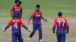 NEP thrash PNG by 6 wickets, press hard for ODI status