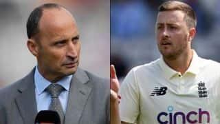 नासिर हुसैन की मानें तो ओली रॉबिंसन प्रकरण से दूसरे टेस्ट में इंग्लिश टीम का बहुत कुछ दांव पर है
