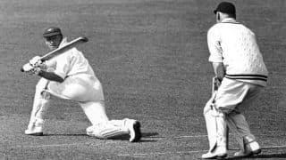 Don Bradman plays top-ranked innings as per Wisden