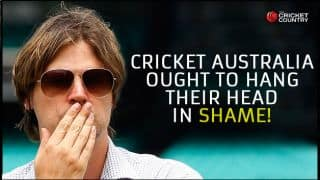 Cricket Australia ought to hang their head in shame over how they have treated Nathan Bracken