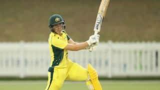 Villani's century, Jonassen's 3-wicket haul ease AUS to 103-run victory vs SA