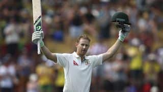 Adam Voges hit on head, ruled out of County Championship 2016 game against Hampshire