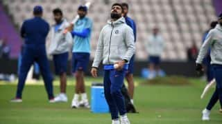 Cricket World Cup: After delayed start, India open campaign against South Africa at Southampton