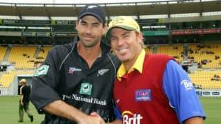 Shane Warne picks his greatest New Zealand Test XI