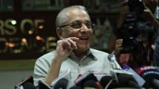 Jagmohan Dalmiya proposing himself for re-election questioned by Bengal Minister Subrata Mukherjee