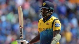 World Cup 2019: Angelo Mathews, Sri Lanka's last man standing