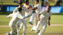 'Hobbling' Ryan Harris motivated Australia, says Aaron Finch