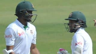 Mushfiqur Rahim respects Shakib Al Hasan's decision to opt out of South Africa Tests