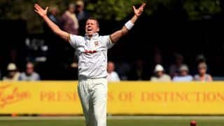 Peter Siddle completes 500 first-class wickets