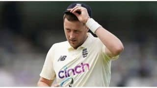 Give Ollie Robinson 2nd Chance if he Has Mended His Ways: Micheal Holding