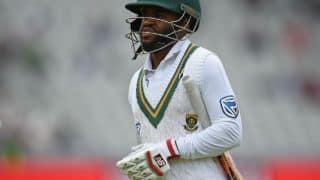 Bavuma fractures finger; CSA not to name replacement