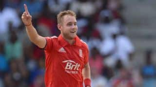 England have momentum to win series against West Indies, says Stuart Broad