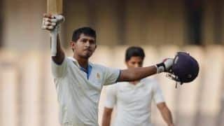 Ranji Trophy 2013-14 final: Karnataka lead Maharashtra by 38 runs at lunch on Day 3