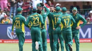 South Africa vs Sri Lanka 1st ODI: Imran Tahir's spell, 3rd umpire's blunder and other highlights