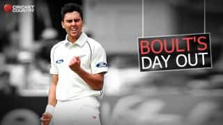 Trent Boult's day out against England at Headingley