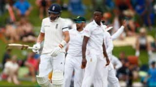 ENG 52/3 in 21 Overs, target 382│Live Cricket Score, South Africa vs England 2015-16, 4th Test at Centurion, Day 4: Stumps; England will need 330 to win on the final day