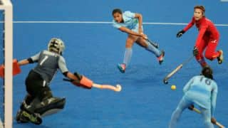 India lose in hockey semis