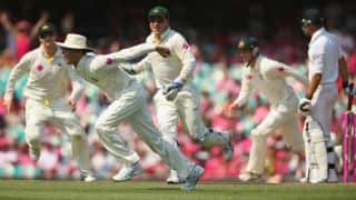 Ashes 2013-14, 5th Test, Day 3: Australia win by 281 runs, whitewash England 5-0
