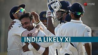 India vs Sri Lanka 2015, 2nd Test at Colombo (PSS): India likely XI