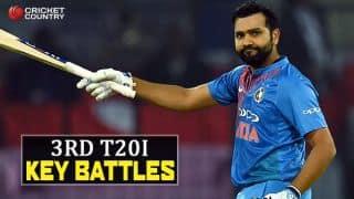 India vs Sri Lanka, 3rd T20I: Rohit Sharma vs Thisara Perera and other Key Battles
