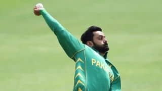 Zaka: Hafeez's bowling test result could be suspicious