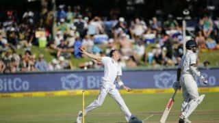 सेंचुरियन टेस्ट: पहले दिन भारत के 3 विकेट गिरे, द.अफ्रीका 286 रन पर ऑल आउट
