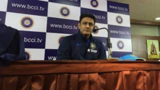 Anil Kumble: Called up Ravi Shastri as soon as BCCI revealed India's head coach results