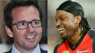 Chris Gayle sexism row: Australian scribe 'hugs' female colleague live; sparks off controversy