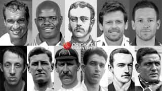 Rovers' XI: Cricketers representing two nations