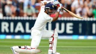 Ajinkya Rahane scores half-century against New Zealand in 2nd Test