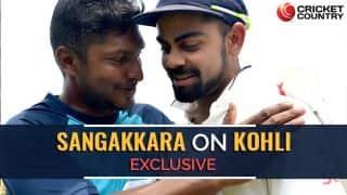 Virat Kohli is one of the best batsmen I have seen in my life: Kumar Sangakkara
