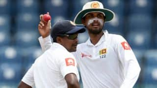 India vs Sri Lanka: Dinesh Chandimal to miss first Test; Rangana Herath to lead