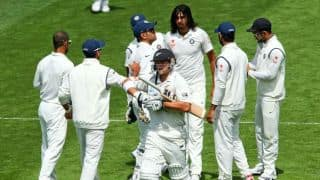 India pocket USD 265,00 for ending 3rd in Test Rankings