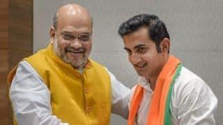 Gautam Gambhir enters politics by joining BJP