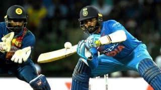 Karthik can play a Kedar Jadhav finisher's role to a No. 4 batsman's role: Abhishek Nayar