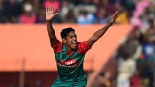 T20 World Cup 2016: Mustafizur Rahman becomes second Bangladesh bowler to take 5 wickets in T20Is