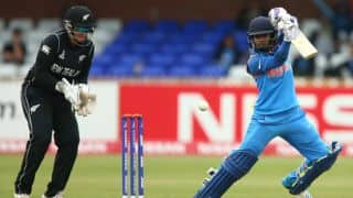 Mithali, Gayakwad pummel New Zealand by 186 runs; India qualify for semi-finals